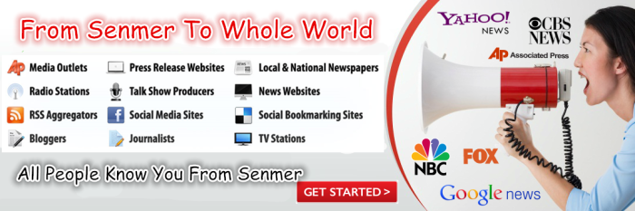 Senmer News Wire